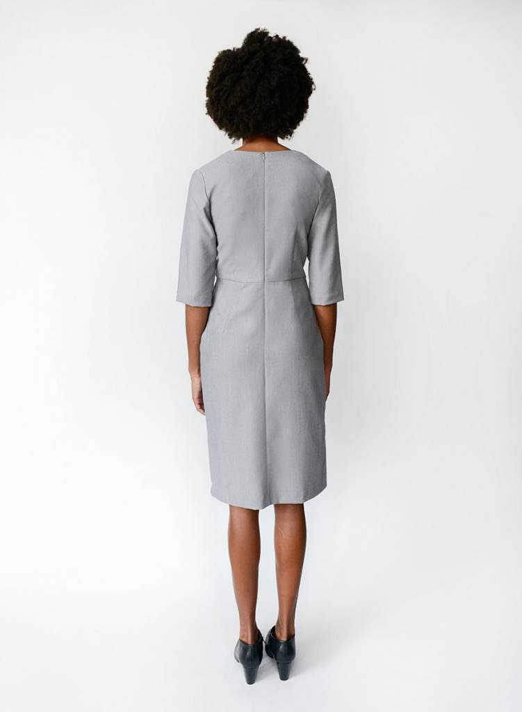 Side Wrap Dress