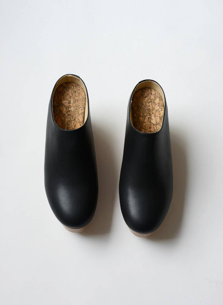 Sydney Brown Clog