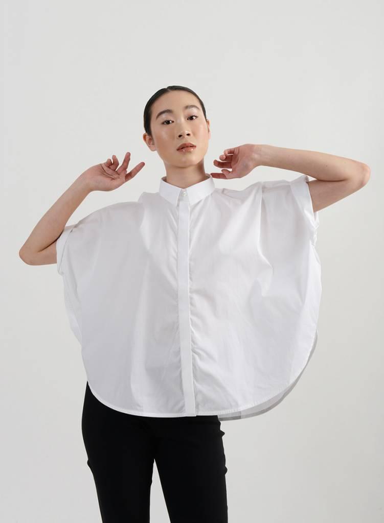 Rounded Hem Shirt