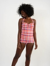 Bathing Suit - Gingham