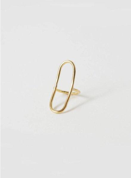 Soko Soko Oval Ring