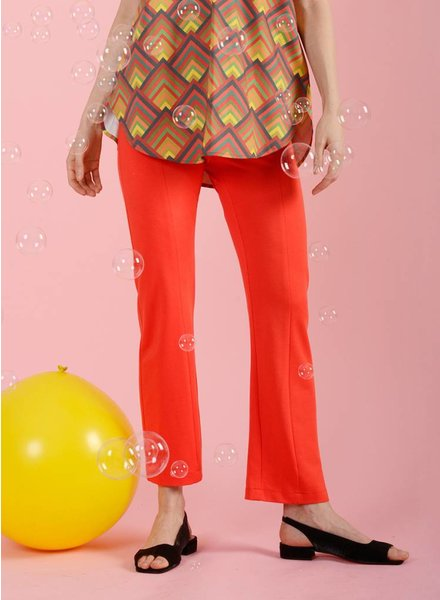 Joint Pant - Coral
