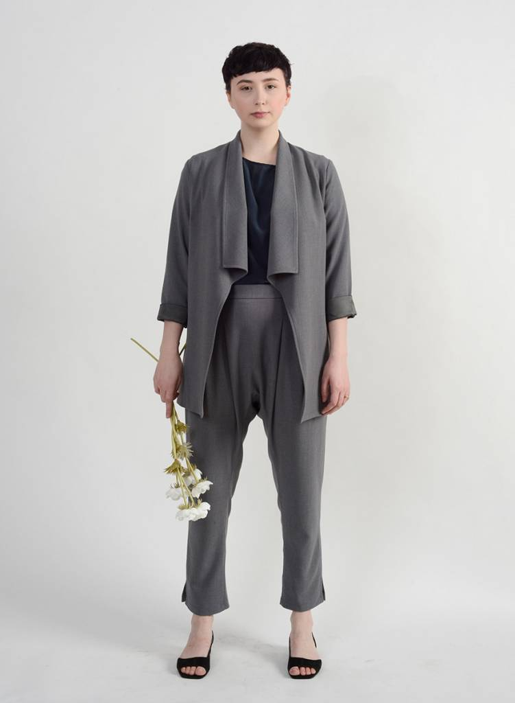 Iconic Bolero - Pewter