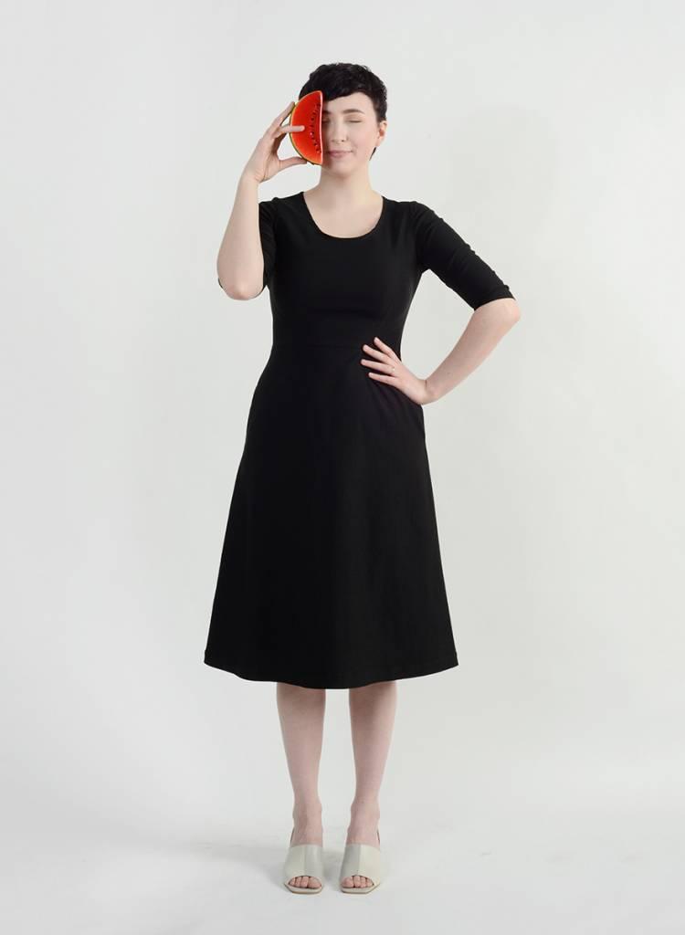 Ophelia Dress - Black