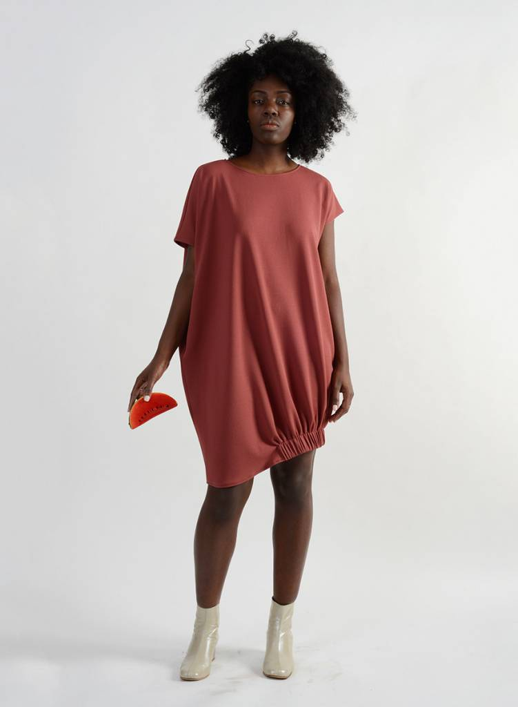 Josephine Dress - Mulberry