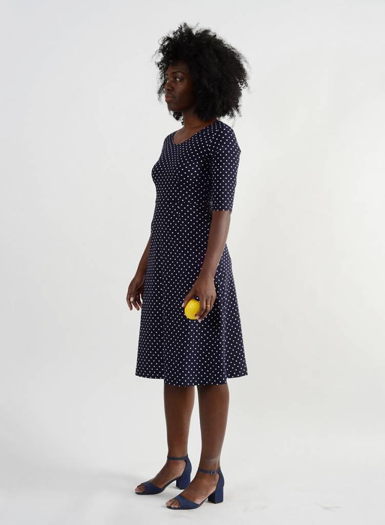 Ophelia Dress - Polka Dot