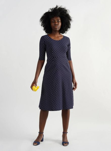 Ophelia Dress - Polka Dot