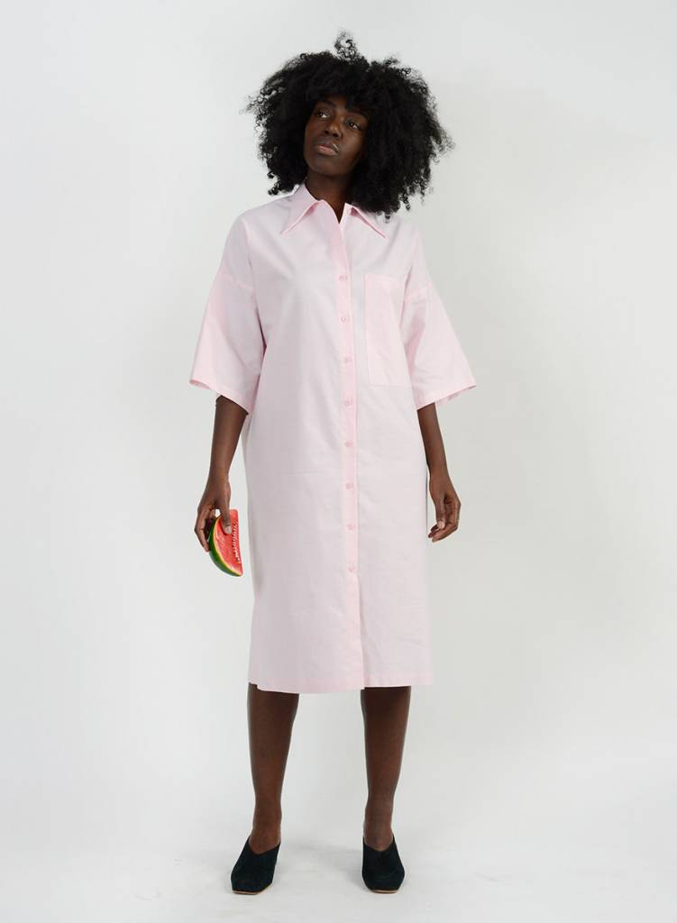 Chemise Longue - Pink