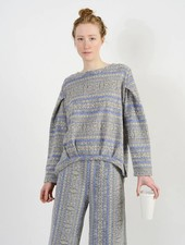 Jogger Sweatshirt - Blue
