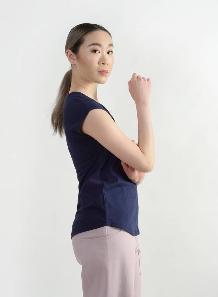 Melrose Scoop T Shirt