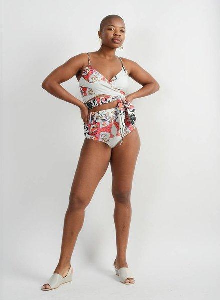 Wrap Around Bikini Top
