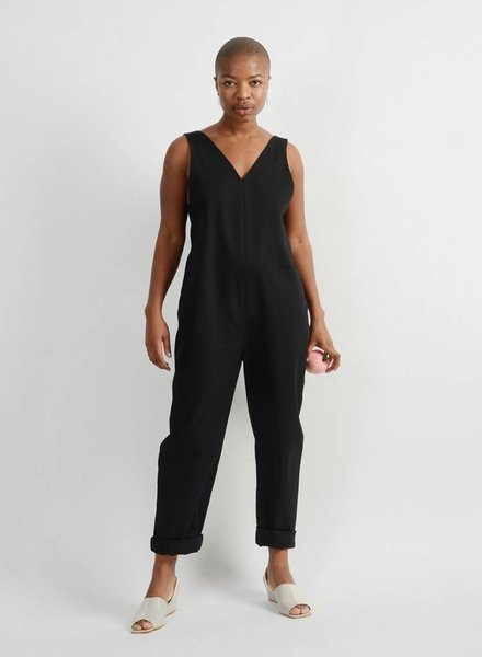 Emilie Jumpsuit - Black