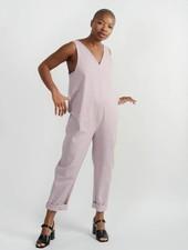 Emilie Jumpsuit - Lavender