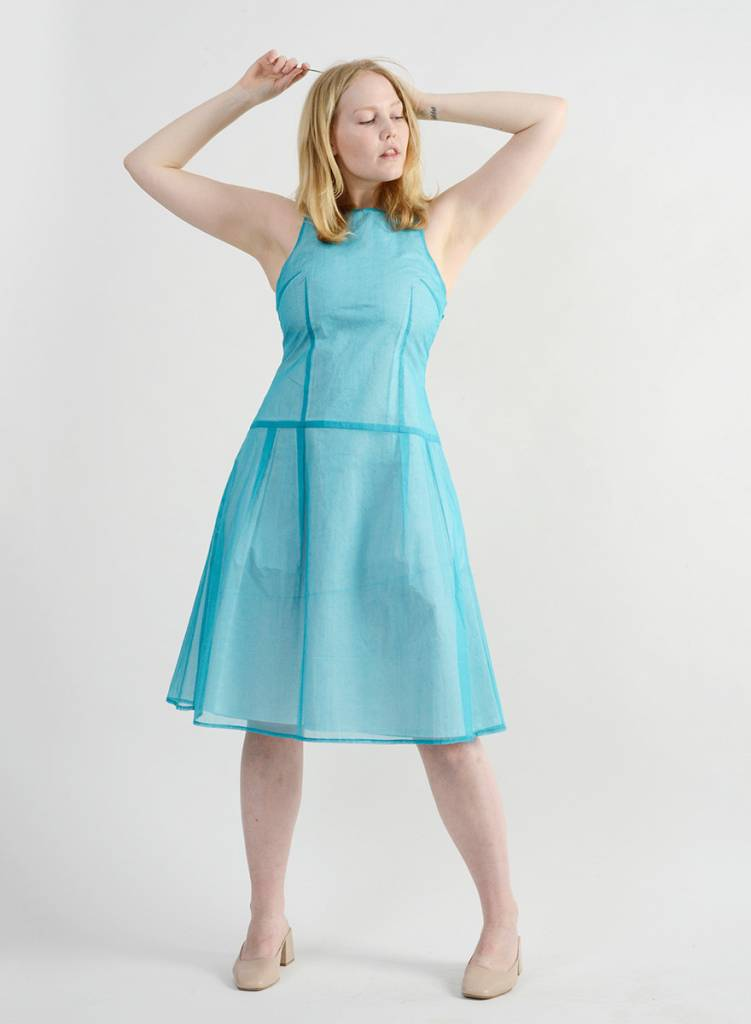 Abella Dress - Jade
