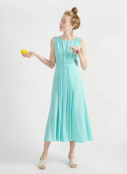 Georgitte Dress - Mint