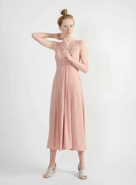 Georgitte Dress - Peach