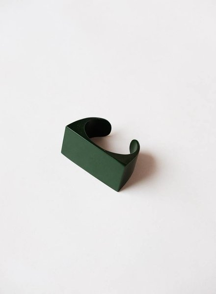 Narratives Resin Cuff - Green