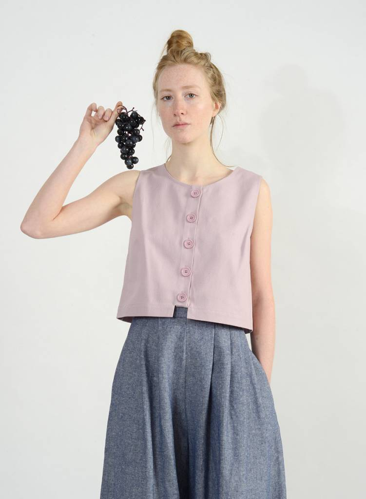 Emilia Top - Lavender