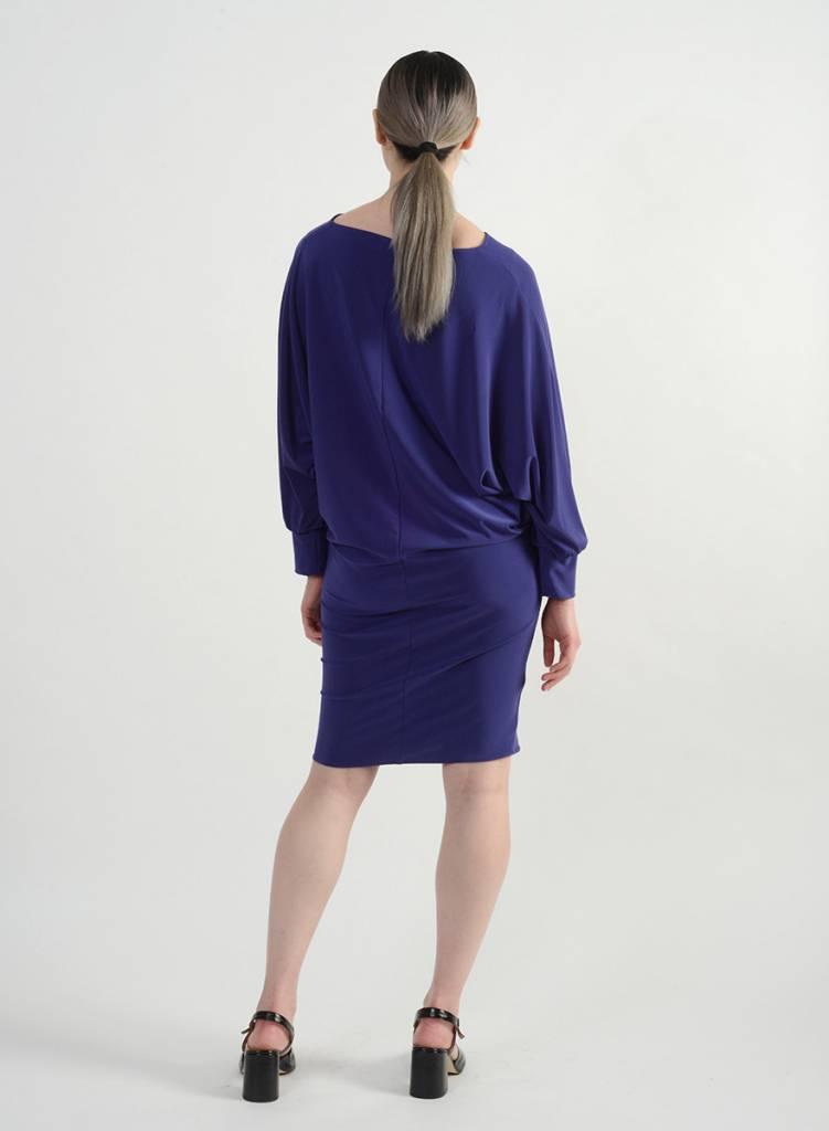 Manteau Dress - Sapphire