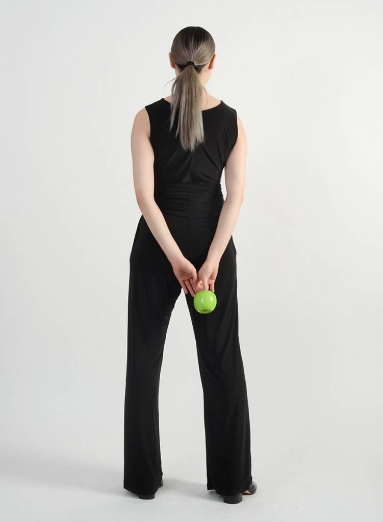 Salopette Jumpsuit - Black