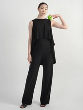 Salopette Jumpsuit - Black
