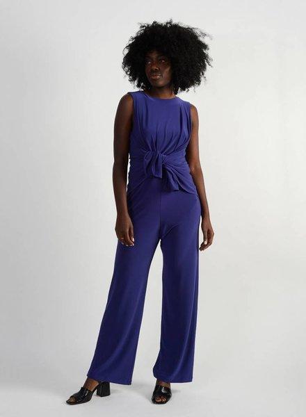 Salopette Jumpsuit - Sapphire