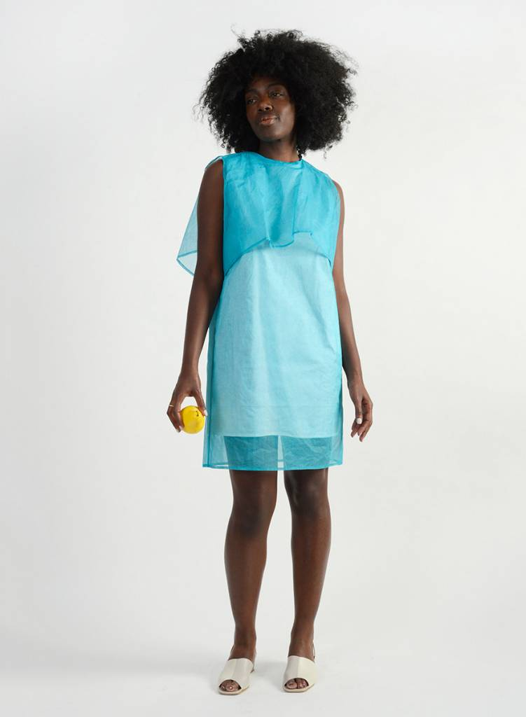 Adalene Dress - Jade