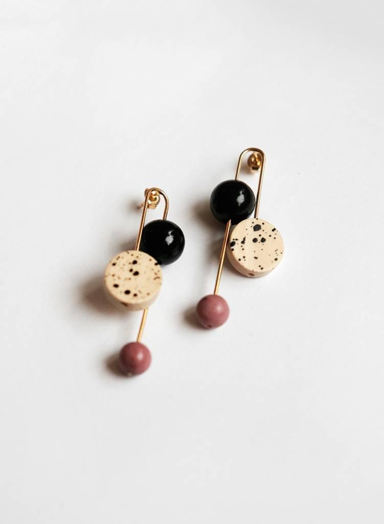 Sew-A-Song Lotta Earrings