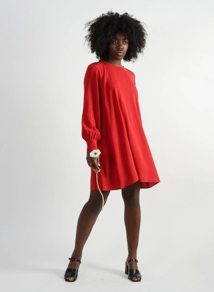 Gabi Dress - Red