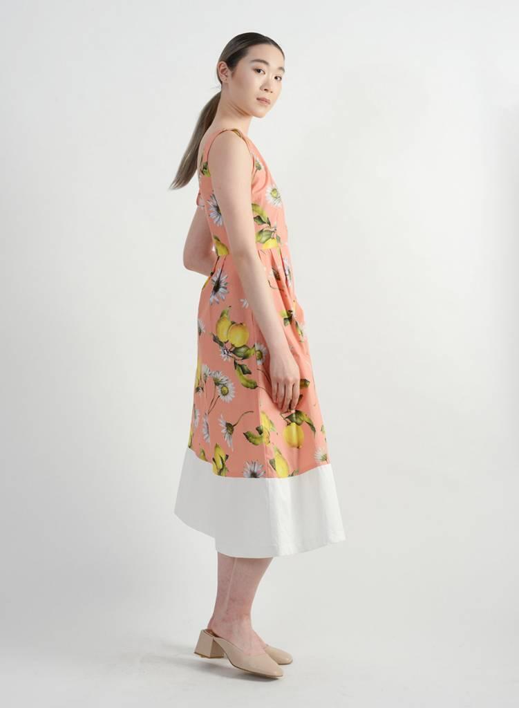 Limon Picnic Dress