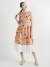 Limon Picnic Dress