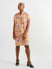 Limon Shirt Dress