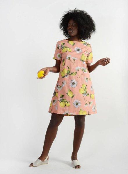 Limon Tee Dress