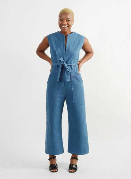 Lisette Jumpsuit - Denim