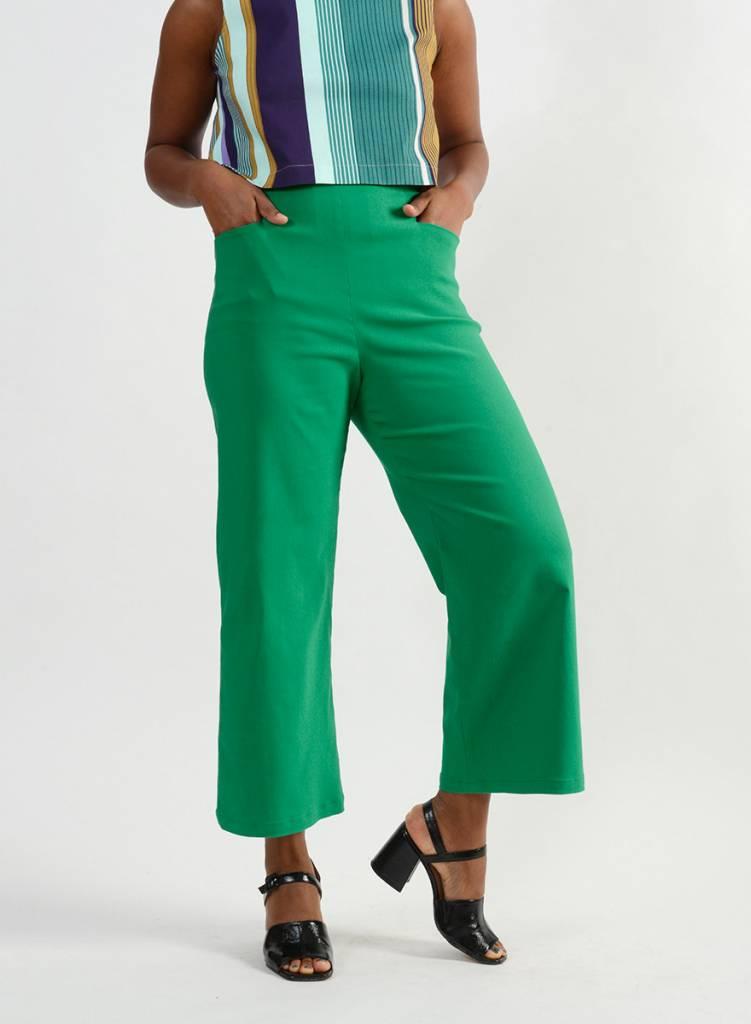 Odette Pant - Green
