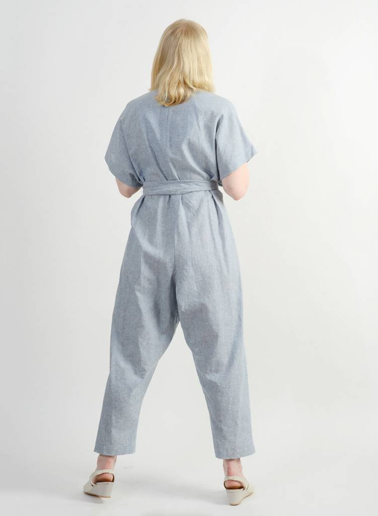 Darcie Jumpsuit - Denim