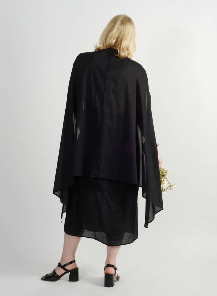 Cecille Dress - Black