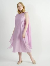 Cecille Dress - Lavender