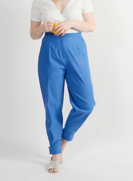 Isabel Pant - Cornflower Blue