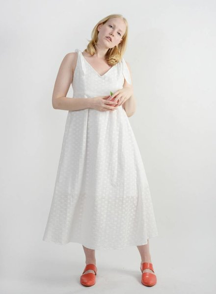 Marquisa Dress - White