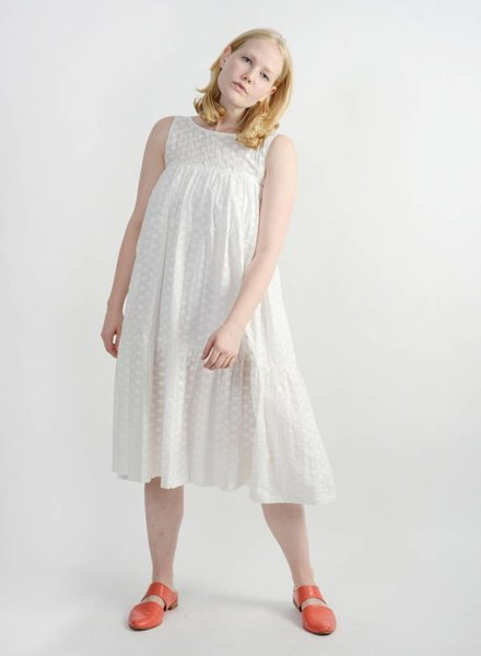 Margo Dress - White