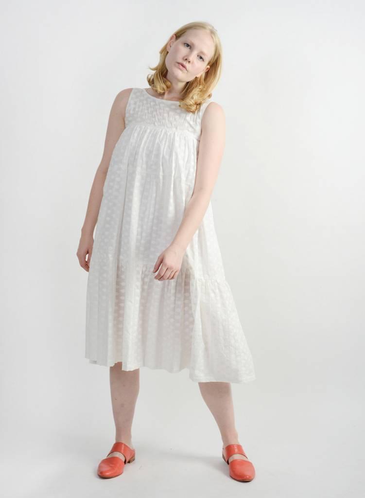 Margo Dress - White