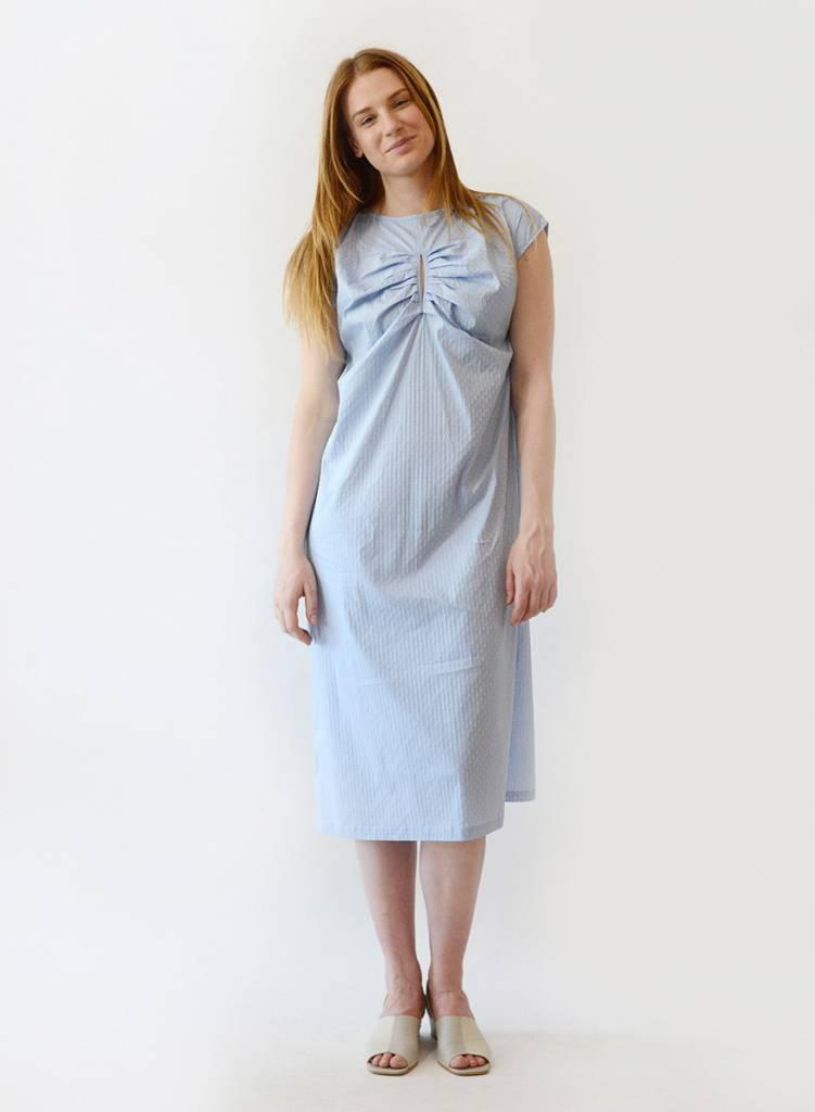 Bella Dress - Sky Blue