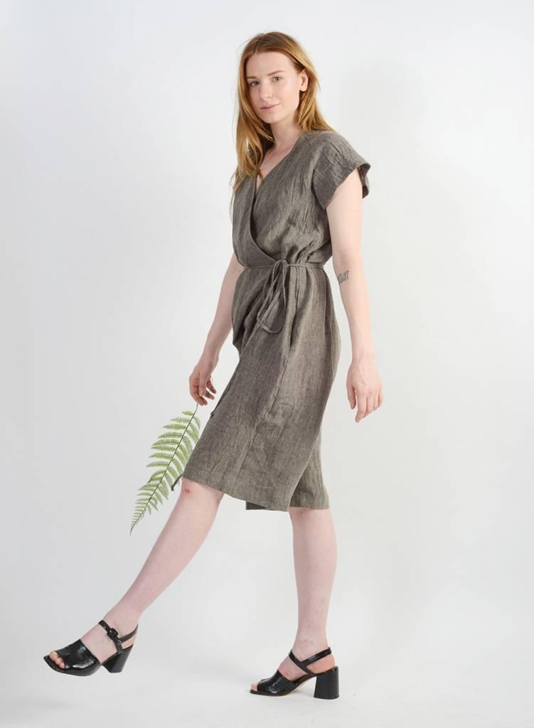 Macie Jumpsuit - Flax