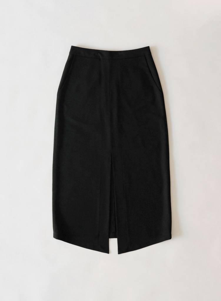 Long Relaxed Skirt