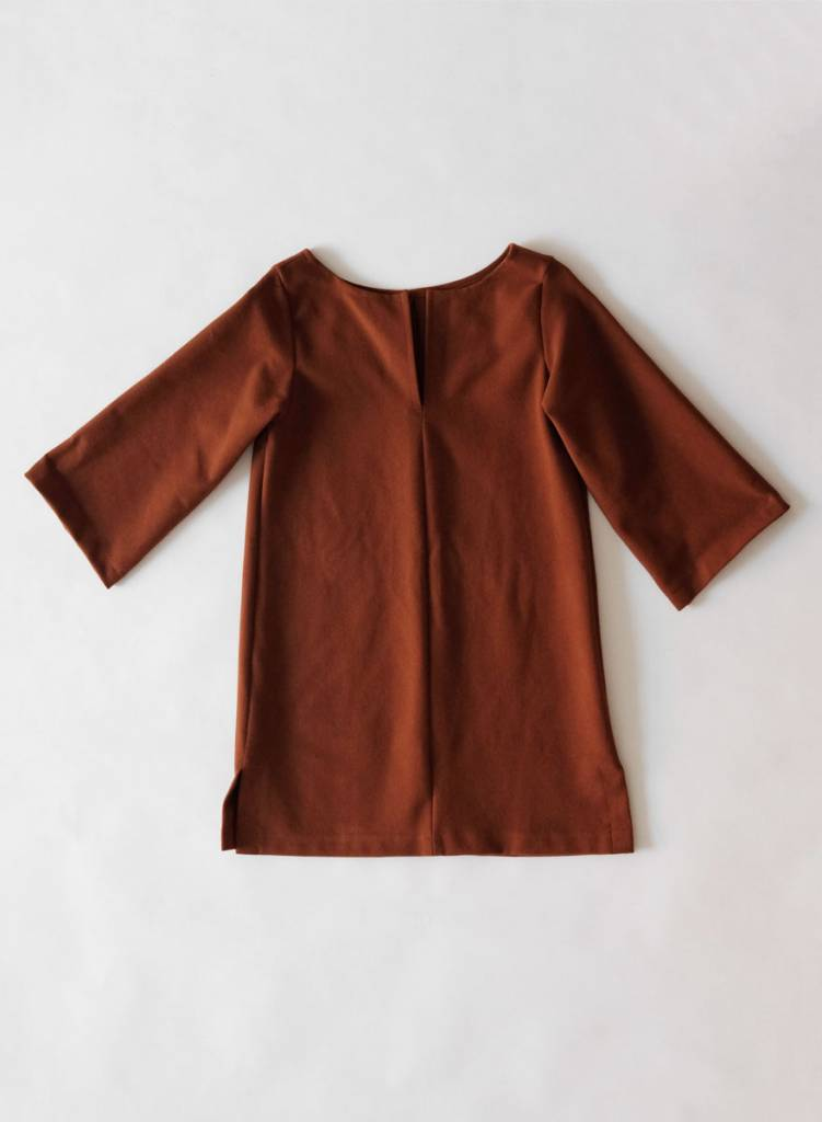 Topher Tunic - Rust