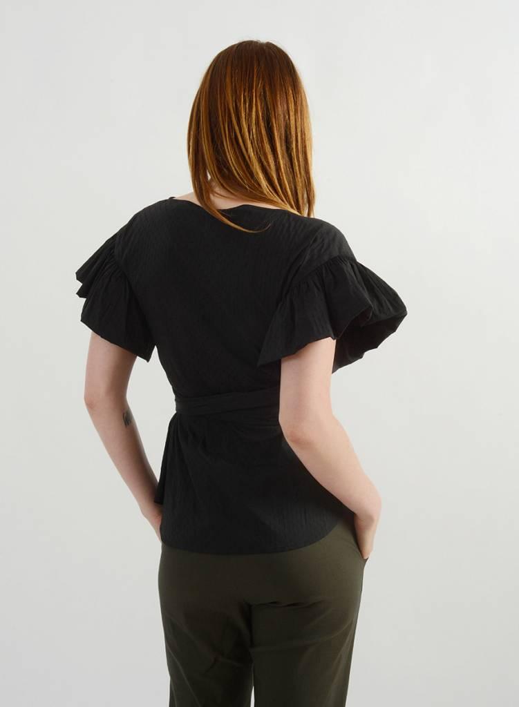 Babette Top - Black