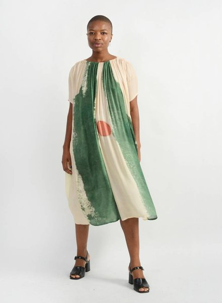 Abstraction Dress - Print