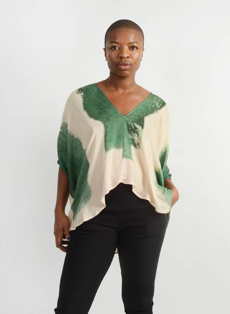 Abstraction Top - Print