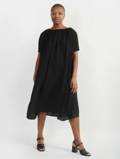 Abstraction Dress - Black
